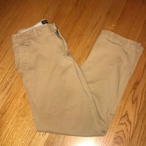 American Eagle 29x32 khaki pants